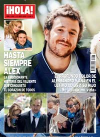 Cover: HOLA