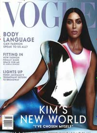 Cover: VOGUE / USA