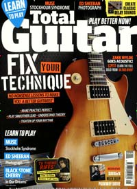 Cover: TOTAL GUITAR