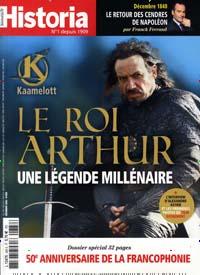 Cover: HISTORIA