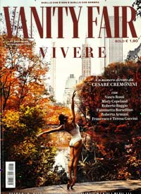 Cover: VANITY FAIR / I