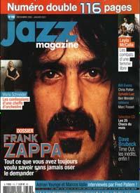 Cover: JAZZMAGAZINE - JAZZMAN