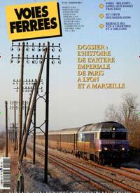 Cover: VOIES FERREES