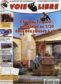 Cover: VOIE LIBRE