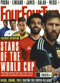 Cover: FOUR FOUR TWO / GB