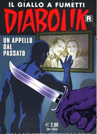Cover: DIABOLIK - R
