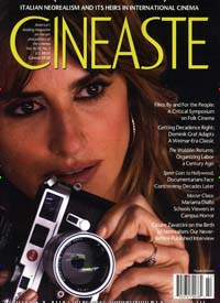 Cover: CINEASTE