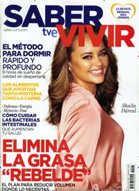 Cover: MUY SALUDABLE