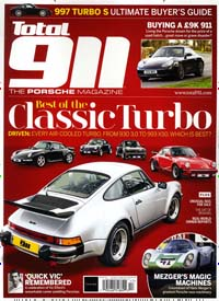 Cover: TOTAL 911 / GB