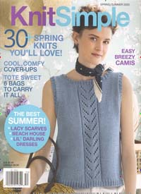 Cover: KNIT SIMPLE