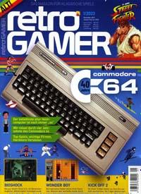 Cover: RETRO GAMER