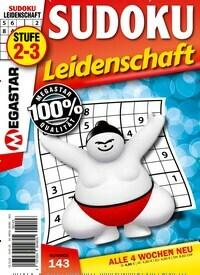 Cover: SU-DOKU LEIDENSCHAFT