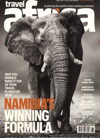 Cover: TRAVEL AFRICA GB