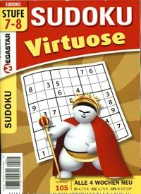 Cover: SU-DOKU VIRTUOSE