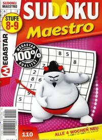 Cover: SU-DOKU MAESTRO