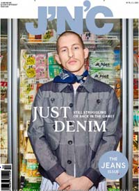 Cover: J就媒 Magazine