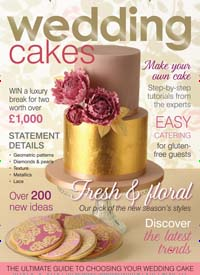 Cover: WEDDING CAKES