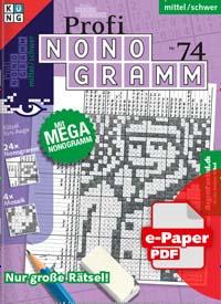 Cover: PROFI NONOGRAMM