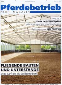 Cover: Pferdebetrieb