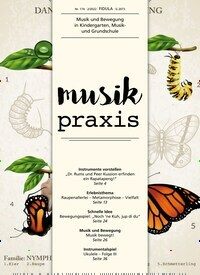 Cover: musikpraxis