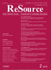 Cover: ReSource