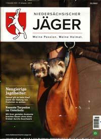 Cover: Niedersächsischer Jäger