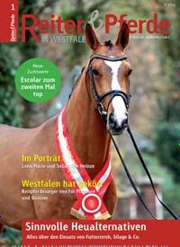 Reiter und Pferde in Westfalen