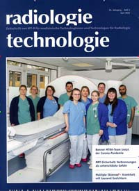 Cover: radiologie assistent