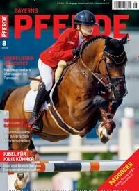 Cover: Bayerns Pferde Zucht + Sport