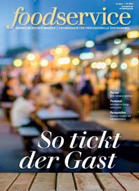 Cover: food service