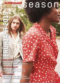 Cover: Textilwirtschaft season