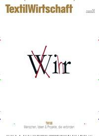 Cover: TextilWirtschaft