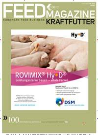 Cover: Feed Magazine / Kraftfutter