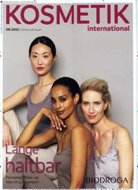 Cover: KOSMETIK international / Ki-Magazin