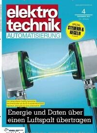 Cover: elektrotechnik