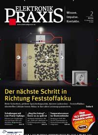 Cover: ELEKTRONIKPRAXIS