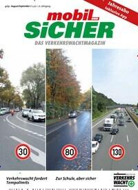 Cover: mobil und sicher
