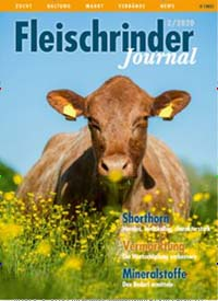 Cover: Fleischrinder-Journal