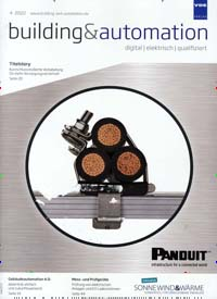 Cover: building & automation