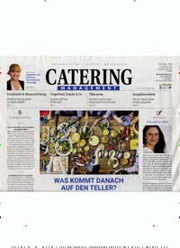 Cover: CATERING MANAGEMENT