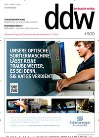 Cover: Deutsche Weinbau, Der