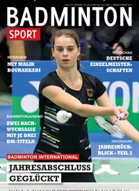 Cover: Badminton Sport