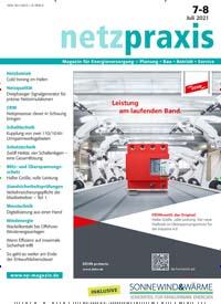 Cover: netzpraxis