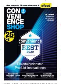 Cover: Convenience Shop
