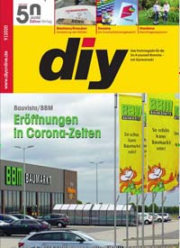 Cover: DIY International