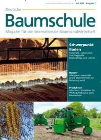 Cover: Deutsche Baumschule
