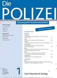 Cover: Die Polizei