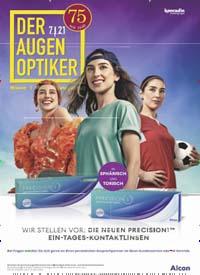 Cover: DER AUGENOPTIKER