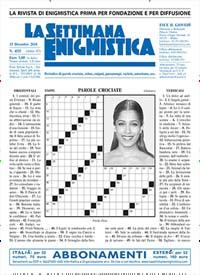 Cover: SETTIMANA ENIGMISTICA