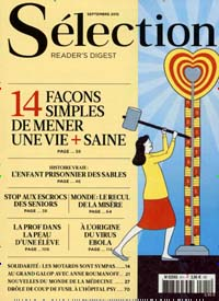 Cover: SELECTION DU READ D.